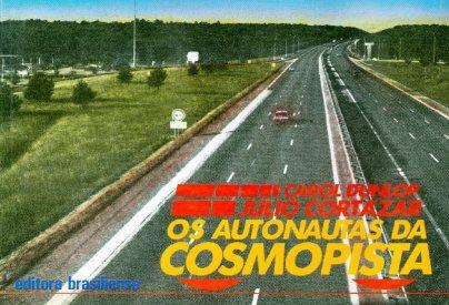 Capa de Os autonautas da cosmopista